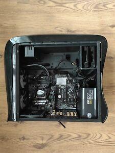 Intel Core i7-7700K PC Gaming/Mining. Water cooler. 8gb Ram. Psu modular. 240gb