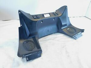 BMW K100LT K100RT K1100LT K75RT Front Dash Console Support Cover Panel