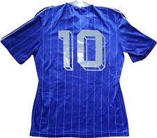 shirt DIRCEU adidas vintage ventex jersey COMO match worn retro L 1985 1986