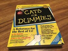 Cats for Dummies : The Purr-Fect Companion for Cat Lovers by Paul Pion and Gi...