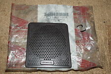 HONDA GL1200 GOLDWING LH RADIO SPEAKER COVER BLIND 81167-MG9-950ZA  NOS