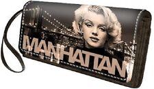 Portaglio Donna Marrone Disney Marilyn Wallet Woman Manhattan 94005