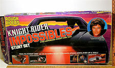 Vintage Knight Rider KITT 2000 Impossibles Stunt Set LJN 1982 David Hasselhoff