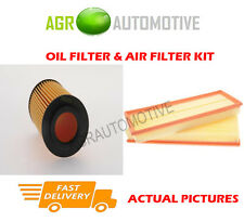 PETROL SERVICE KIT OIL AIR FILTER FOR MERCEDES-BENZ SL500 5.0 306 BHP 2001-05