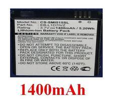 Batería 1400mAh tipo EB-L1D7IVZ Para Samsung SCH-I515 Galaxy Nexus