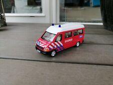 1/43 CARARAMA HONGWELL VW VOLKSWAGEN CRAFTER FEUERWHER   VINTAGE VN Mint