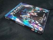 X-Men Apocalypse Blu Ray Movie with card slipcover