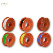 6 Roll Insulating Tape PVC Insulating Tape multicolour, Isolirband, Tape