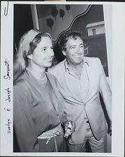 Joseph Sargent (American Director), Carolyn (Wife), Barry Williams HOLLYWOOD