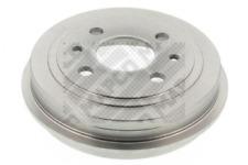 Bremstrommel für Bremsanlage Hinterachse MAPCO 35032