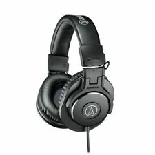 Audio-Technica ATH-M30 Over-ear Headphones - Black