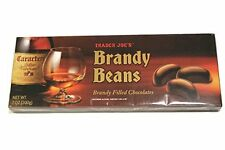 TRADER JOE'S Brandy Beans  CHOCOLATE  25pcs/box 7oz Ea.
