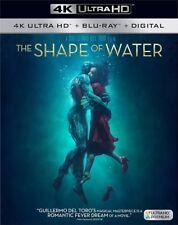 forma agua 4k Ultra HD BLU-RAY + Digital 20th Century Fox NUEVO