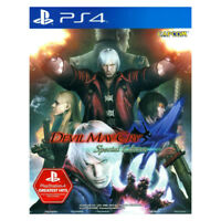 Devil May Cry 4 Special Edition PS4 2015 Multi-Languages Factory Seal