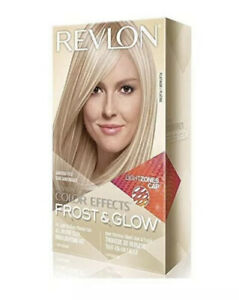 Revlon Colorsilk Color Effects Frost and Glow Highlights, Platinum, 1 Count
