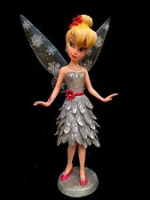 Winter Tinker Bell Couture de Force Figurine- Disney's Peter Pan Statue!  NIB!