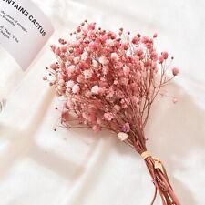 Home Wedding Decor Artificial Fake Baby's Breath Gypsophila Silk Flowers Bouquet