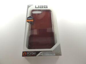 UAG iPhone 8 Plus / iPhone 7 Plus / 6 Plus [5.5-inch screen] Plyo [CRIMSON] Case