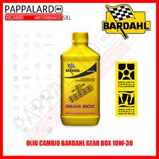 1LT OLIO BARDAHL GEAR BOX CAMBIO / TRASMISSIONE 10w30 402040