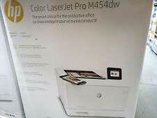 <NEW> HP LaserJet Pro M454dw Wireless Color Laser Printer with Duplexing