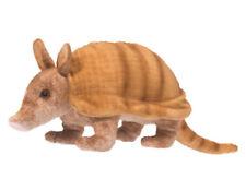 "New Douglas Cuddle Toy Stuffed Plush Armadillo Wild Animal Brown Tan 11"" Soft"