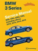 BMW SHOP MANUAL SERVICE REPAIR BENTLEY F3 BOOK HAYNES CHILTON