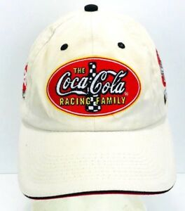Official Nascar Coca Cola Racing Family #20 Tony Stewart Cap 2003