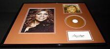 Gloria Gaynor Signed Framed 16x20 Photo & CD Display