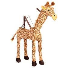 3-7 Years Unisexe Enfant Ride-On Animal Zoo Girafe Jouet Costume Déguisement