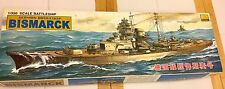 1/350 German Battleship BISMARCK by Mini Hobby Models
