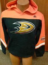 NHL Anaheim Ducks NEW Hooded Sweatshirt Youth Sizes S-XL NWT