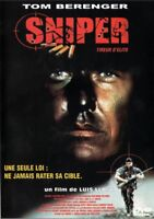 Sniper Tireur D'Elite (Tom Berenger) - DVD