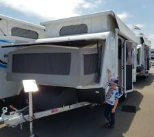 Jayco Expanda bunks for hire