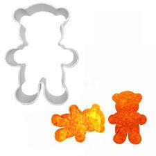 Küche Cutter Little Bear Aluminium Kuchen Cookie Backen Diy Biscuit Form