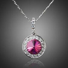 Swarovski Rose Gold Plated Fashion Necklaces & Pendants