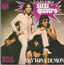 SUZI QUATRO Dytona demon FRENCH SINGLE RAK 1973
