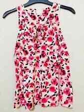 Kate Spade floral sleeveless top