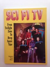 Sci Fi Tv From Twilight Zone Deep Space Nine Science Fiction Television Series