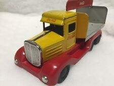 """VERY RARE 1949 COCA COLA TOY TRUCK SIGN DISPLAY """"CHEAP"""" ABSOLUTE AUCTION 2B SOLD"""
