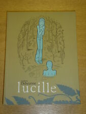 LUCILLE TOP SHELF PRODUCTIONS LUDOVIC DEBEURME GRAPHIC NOVEL < 9781603090735