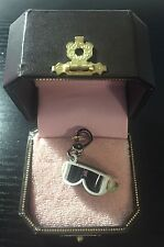 NIB JUICY COUTURE AUTHENTIC SKI GOGGLE SNOW BUNNY CHARM