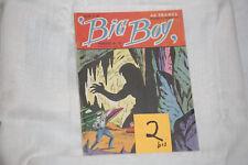 Big Boy (2bis) n°37-1°série--qulque chose dans le volcan 13-BE-1959