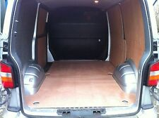 VW TRANSPORTER T5 Factory Type 6mm Plylining Ply lining Kit Camper Van SWB
