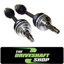 Driveshaft Shop Basic Level 0 Axles - PAIR (93-97 Honda Del Sol with K-Swap) K20