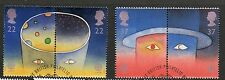 GB 1991 Europa, Europe in Space fine used set stamps