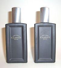 EDDIE BAUER CLASSIC MEN PERFUME COLOGNE EDT SPRAY 2 BOTTLES TOTAL100 ML 3.4OZ UB