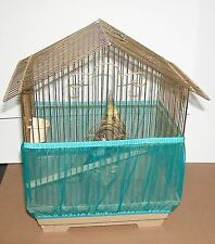 Sheer Guard Bird Cage Skirt - Size Large