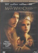 Man Who Cried 0025192147524 With Johnny Depp DVD Region 1