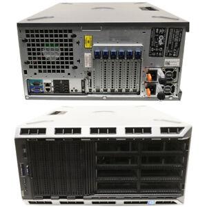"Dell PowerEdge T320 Tower rack E5-2420 SC 1.90GHz 32GB H310 8 Bay 3,5"""