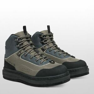 NEW 2021 UPDATED SIZE 12 ORVIS ENCOUNTER WADING BOOTS WITH FELT SOLES